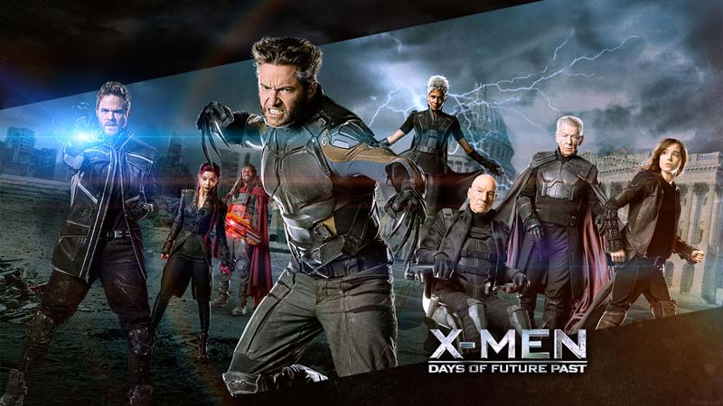 映画X-MENフューチャーアンドパスト