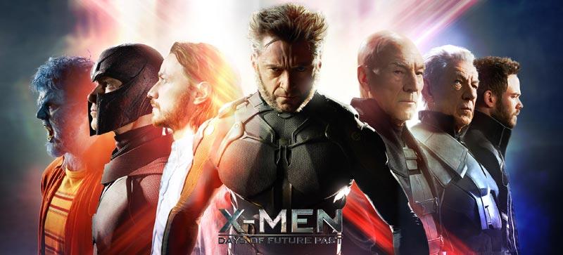 映画X-MENフューチャー&パストアイキャッチ