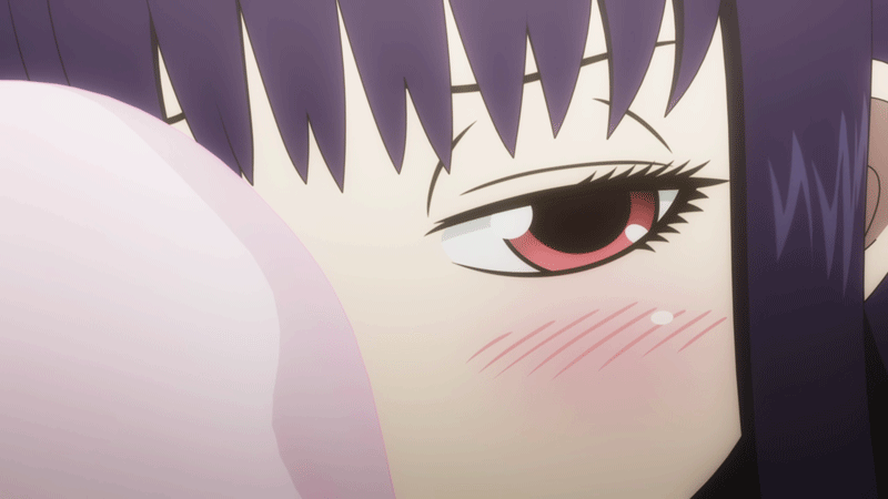 OVA版ハイスコアガール さすが日高さんめっちゃ可愛い