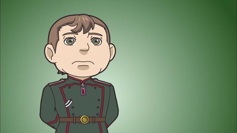 ライナー・ノイマン中尉