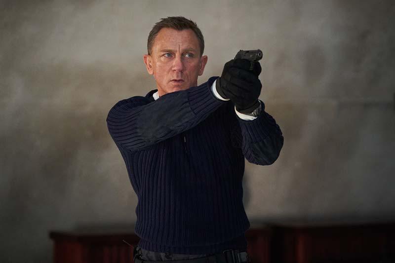 6代目007 ジェームズ・ボンドを演じるダニエル・クレイグ
